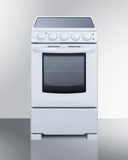 REX2051WRT Electric Range Front