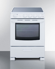 REX2421WRT Electric Range Front