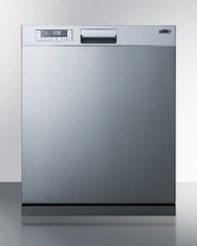 DW2435SSADA Dishwasher Front