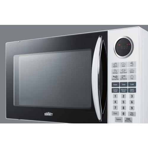 SM1102WH Microwave Detail