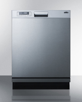 DW2435SS Dishwasher Front