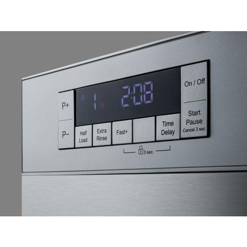 DW2435SSADA Dishwasher Detail