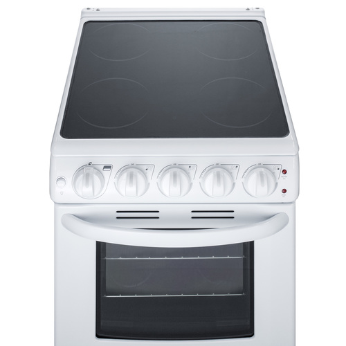 REX2051WRT Electric Range
