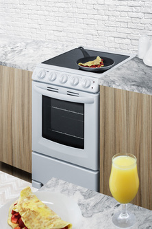 REX2051WRT Electric Range Set