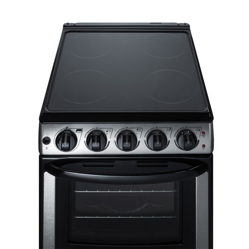 REX2071SSRT Electric Range