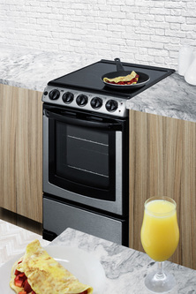 REX2071SSRT Electric Range Set