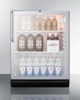 SCR600BGLBITBADA Refrigerator Full