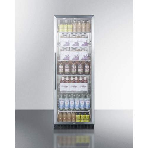 SCR1401CSS Refrigerator Full