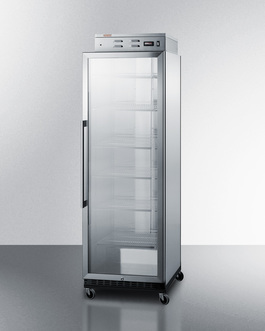 PHC101GCSS Warming Cabinet Angle