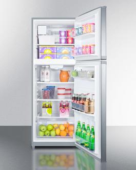 FF1427SSIM Refrigerator Freezer Full
