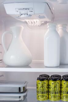 FF1427SSIM Refrigerator Freezer Detail
