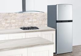 FF1427SSIM Refrigerator Freezer Set
