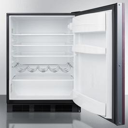 AR5IF Refrigerator Open
