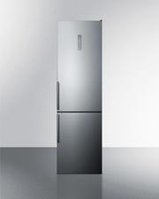 FFBF192SSIM Refrigerator Freezer Front