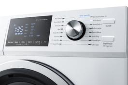 SPWD2202W Washer Dryer Detail