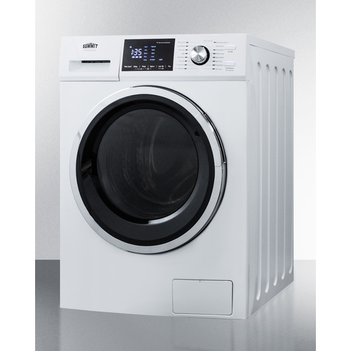 SPWD2202W Washer Dryer Angle