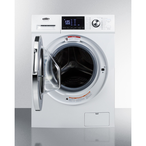 SPWD2202W Washer Dryer Open