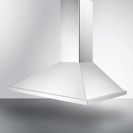 SEH1536ADA Range Hood Angle