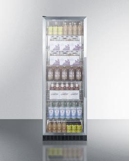 SCR1401LHCSS Refrigerator Full