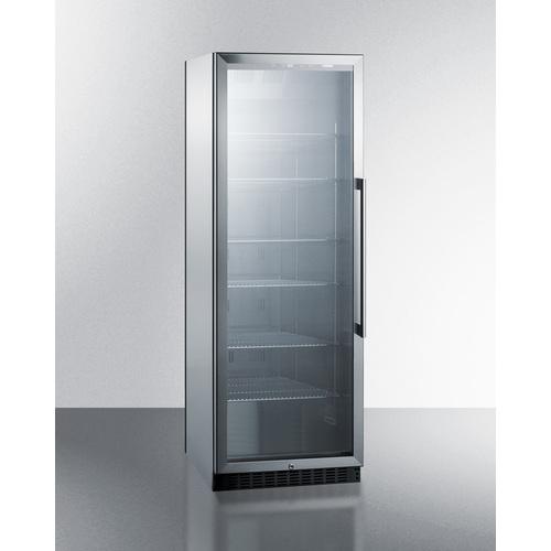 SCR1401LHCSS Refrigerator Angle