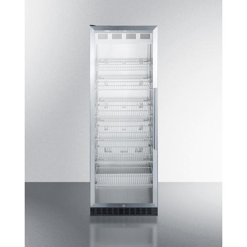 SCR1401LHCSS Refrigerator Front