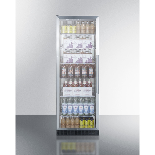 SCR1401LH Refrigerator Full