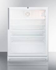 SCR600GLHVADA Refrigerator Front