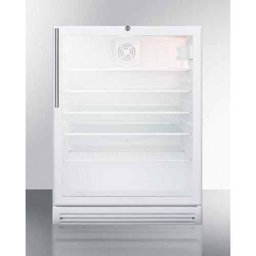 SCR600GLBIHVADA Refrigerator Front