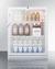 SCR600GLBIADA Refrigerator Full