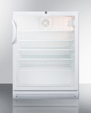 SCR600GLADA Refrigerator Front