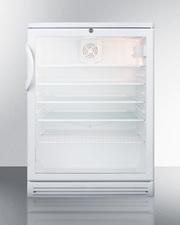 SCR600GLBI Refrigerator Front