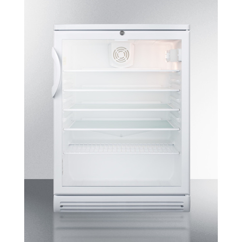 SCR600GL Refrigerator Front