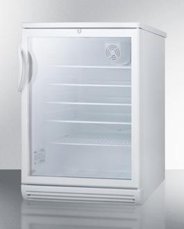 SCR600GL Refrigerator Angle