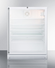 SCR600GLBISHADA Refrigerator Front