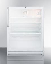 SCR600GLBITBADA Refrigerator Front