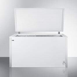 SCFM162 Freezer Open