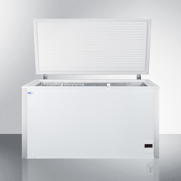 EQFR121 Refrigerator Open