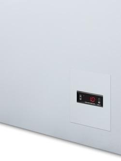 EQFF122 Freezer Detail