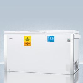 VT125 Freezer Angle