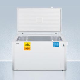 VT125 Freezer Open