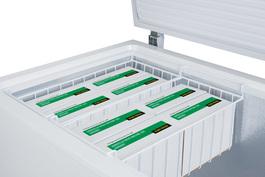 VT125 Freezer Detail
