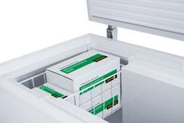 VT125IB Freezer Detail