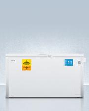 VT125IB Freezer Front