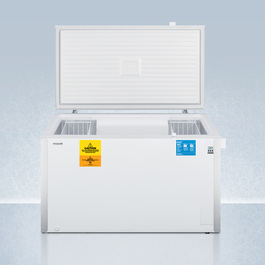 VT125IB Freezer Open