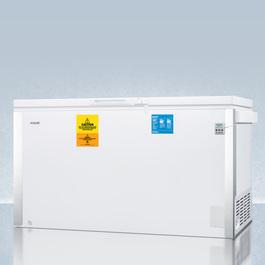 VT125IB Freezer Angle