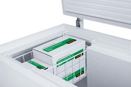 VLT1250IB Freezer Detail