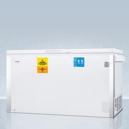 VLT1250IB Freezer Angle