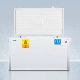 VLT1250IB Freezer Open