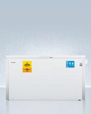 VLT1250 Freezer Front