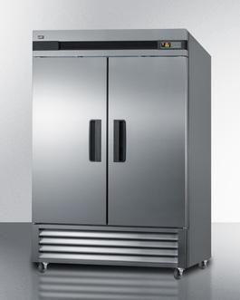 SCFF497 Freezer Angle